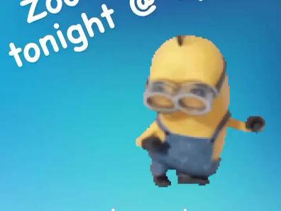 Tonight's Zoom class