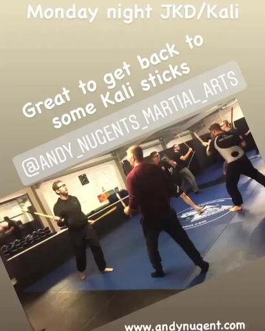 Jeet Kune Do & Kali classes are Back