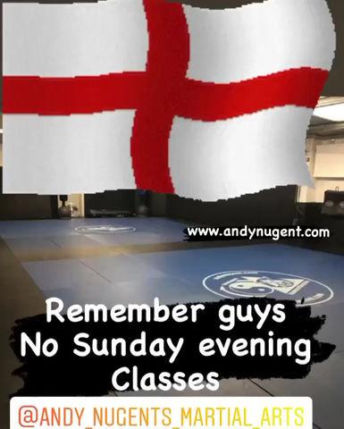 Gym closed this Sunday
