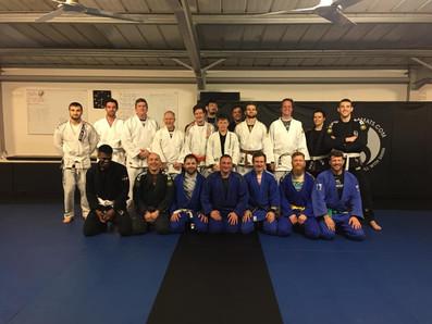 Thursday night Judo