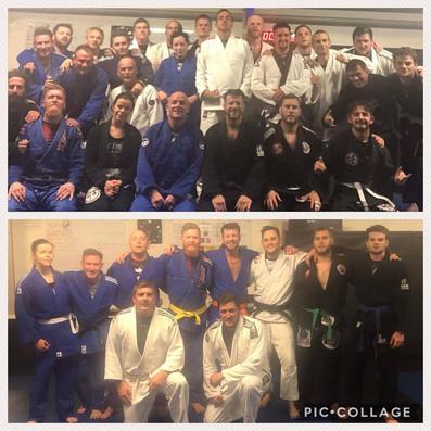 Judo & BJJ Thursday night