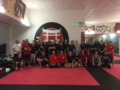 MKG UK Instructor workshop