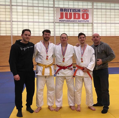 3 X Gold medals for 3 students @ Judo Comp