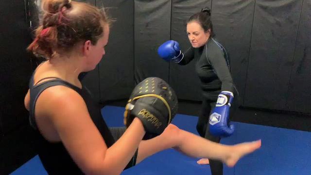 wednesday night kickboxing