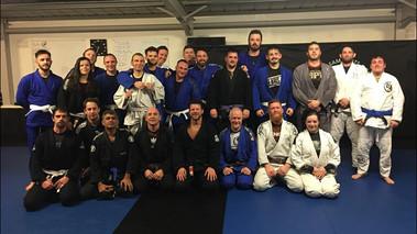 Thursday night Judo & BJJ
