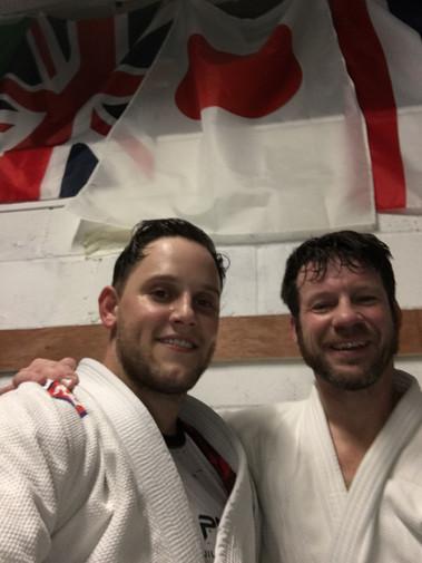 Judo private lesson @ Stevenage