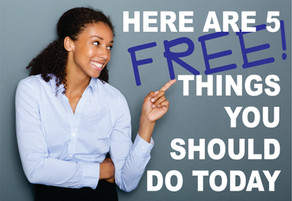 5 Free Things You Should Do Today To Boost Your Business Credit