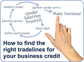 How to Find the Right Tradelines for Your Business
