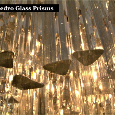 Triedro Glass Prisms