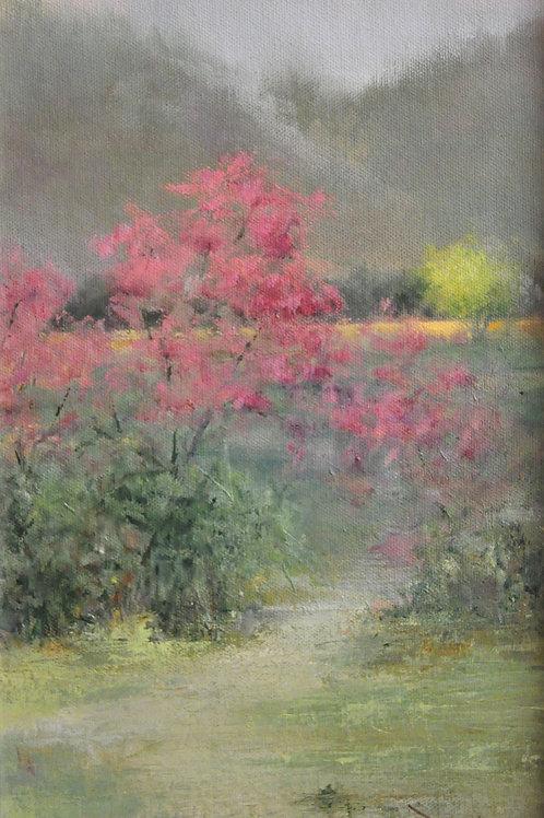 """Breath of Spring"" 12X8"