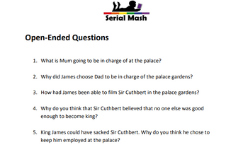 CLASS 5/6C HOME LEARNING 08.06.2020