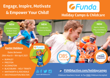 FUNDA HOLIDAY CAMPS AND CHILDCARE