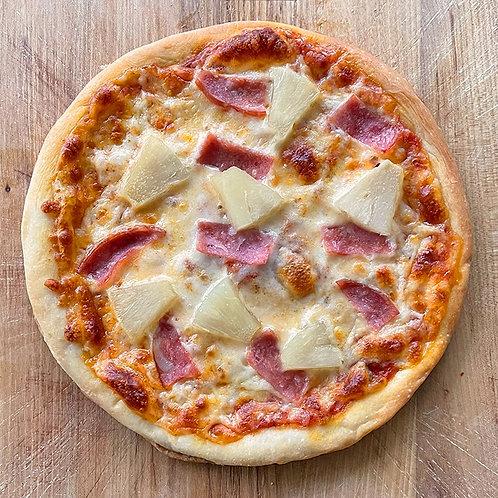 """Haiwaiian 7"""" Pizza"""