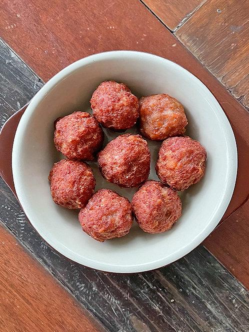 Fried Pork Meatballs (8pcs)