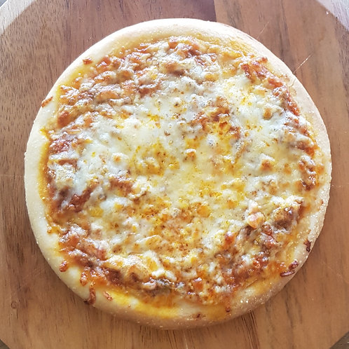"""Beef bolognese 7"""" pizza"""