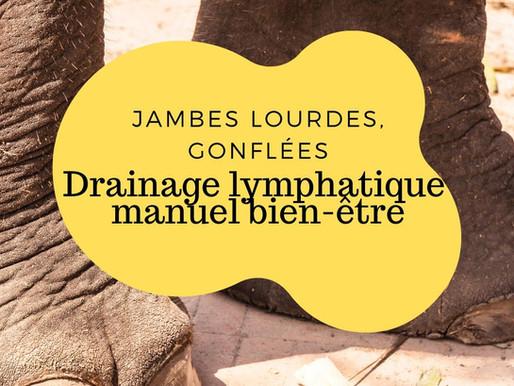 Le drainage lymphatique manuel bien-être