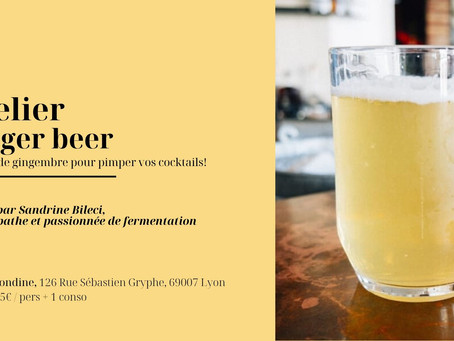 Atelier Ginger Beer