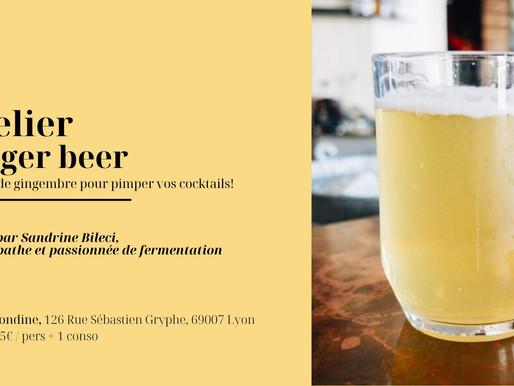 Atelier Ginger Beer