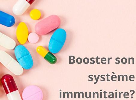 Covid-19:Booster son système immunitaire?