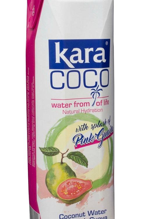 Coco water Guava