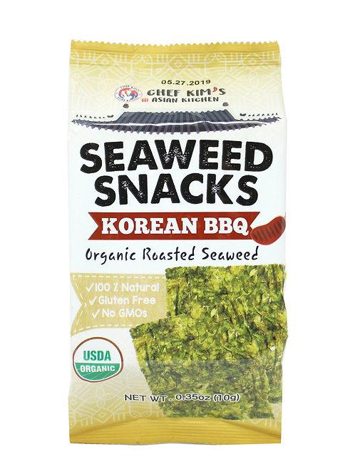 Organic Seaweed Korean BBQ