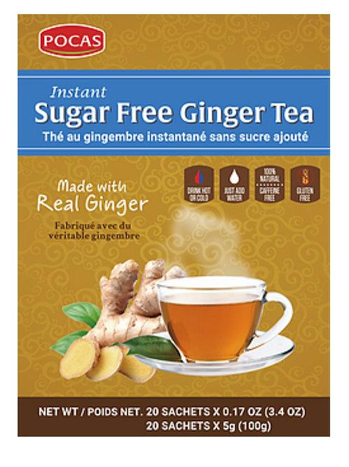POCAS GINGER (Sugar Free)