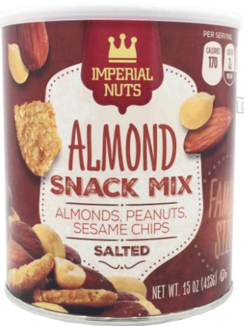 IMPERIAL ALMOND SNAX MIX