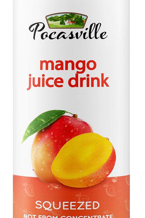 Squeezed Mango Juice