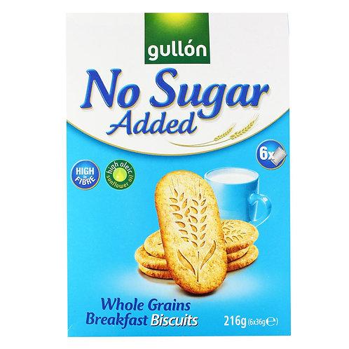 Whole Grain No Sugar Added