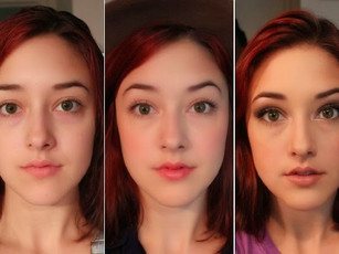 Teste: Como a maquiagem muda a forma como as pessoas te enxergam