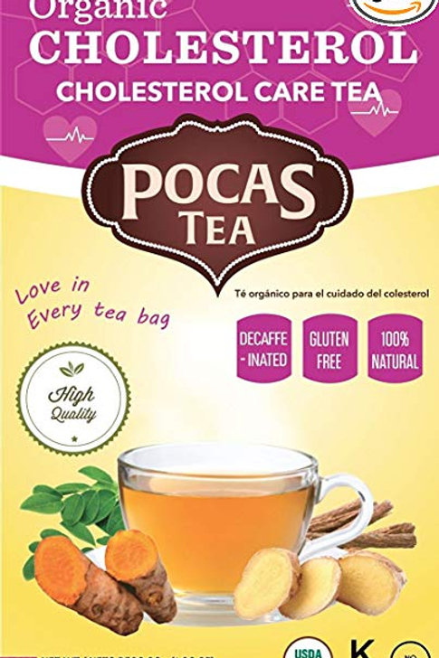 Organic Cholesterol Care Tea