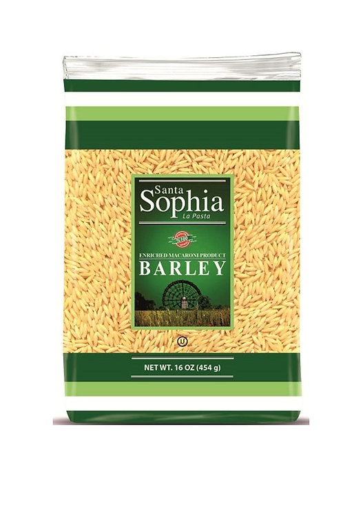 SOPHIA BARLEY