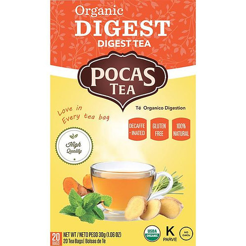 Organic Digest Tea