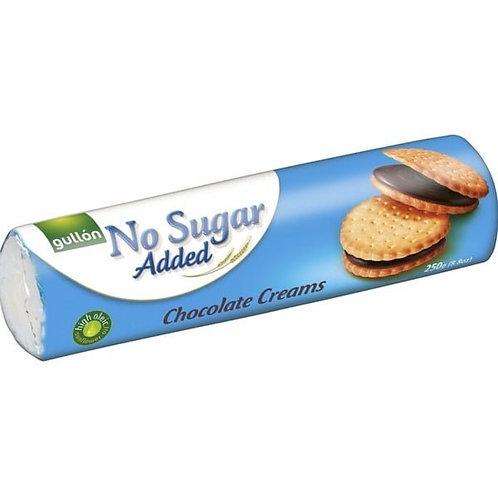 Chocolate Creams No Sugar Added