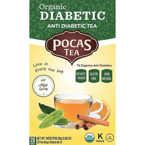 Organic Diabetic Tea