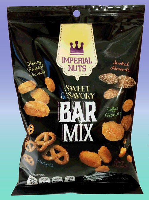 IMPERIAL SWEET&SAVORY BAR MIX