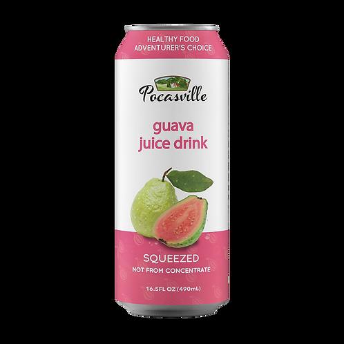 Squeezed Guava Juice