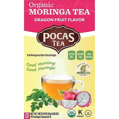 Organic Dragon Fruit