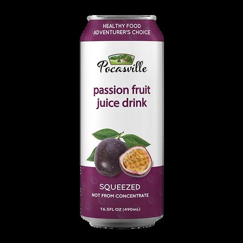 Squeezed Passion Fruit Juice