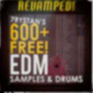600+ EDM Samples & Drums Revamped JPG.jp