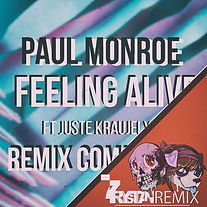 Paul Monroe - Feeling Alive ft. Juste Kraujelyte (7rystan Remix)