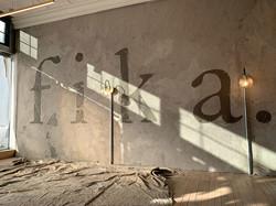 Fika venetian plaster birdstudio
