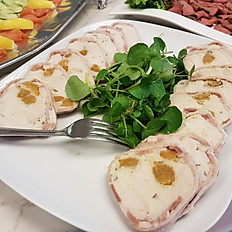 Chicken and Apricot Terrine