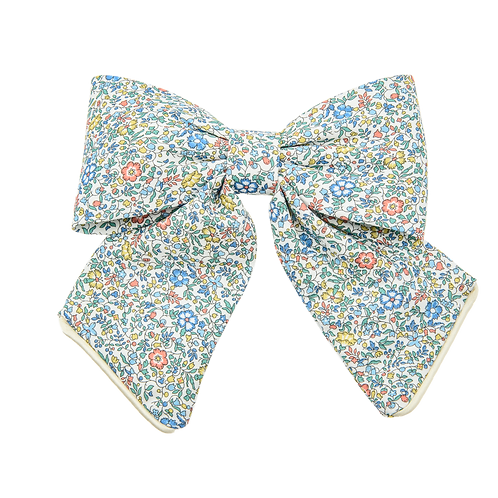 Bon Dep Luxury bow  Liberty fabric