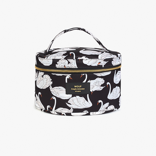 Wouf Makeup bag XL Swan