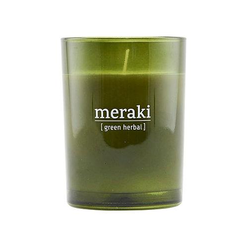 Meraki duftlys Green Herbal
