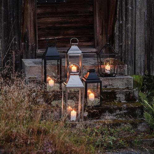 Lama Interiør Lanterne Tinn Rustfritt stål