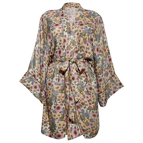 Underprotection Kimono Raina Purple