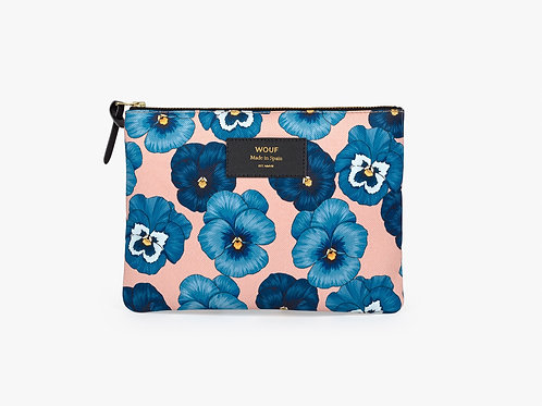 Wouf Large Pouch Azur