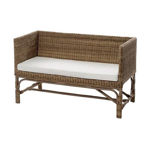 Bruka Design Sofa med rotting
